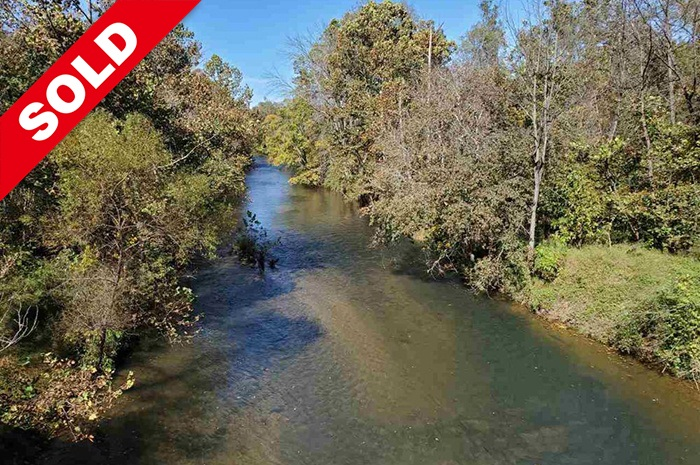 45 Acres on The Rockfish River